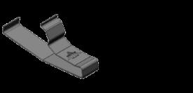 SnapTite Rail Clip Part No. RRSC-FJ-SP