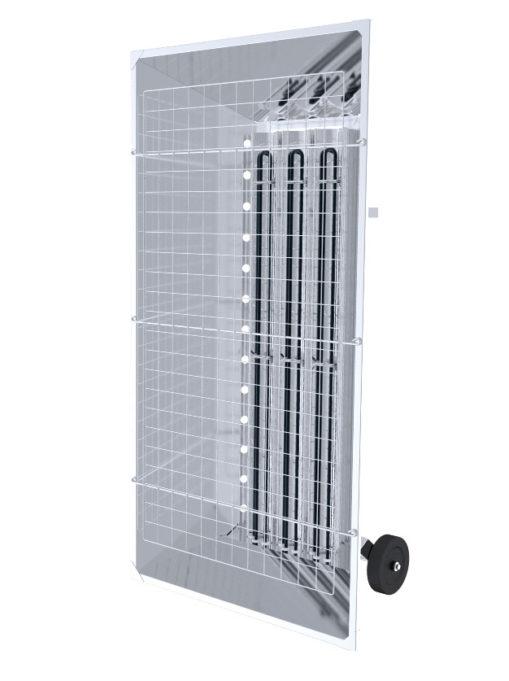 Spectrum 13.5kW Portable Heater